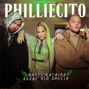 """Natti Natasha - """"Philliecito"""" (feat Nio García y Brray)"""