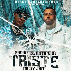 Pacho el Antifeka y Nicky Jam - Triste Julio 2021