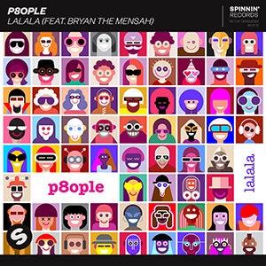 P8ople - Lalala (feat. BRYAN THE MENSAH)