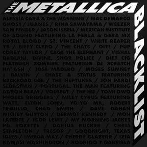 The Metallica Black Listo cover - Julio 2021