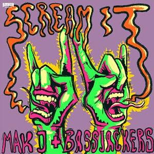 Bassjackers & MAKJ - Scream it (Extended Mix)