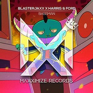 Blasterjaxx x Harris & Ford - Bassman
