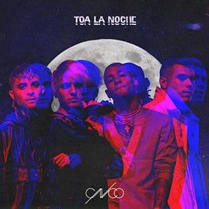 CNCO - Toa La Noche agosto 2021