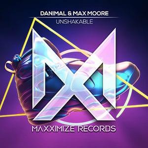 Danimal & Max Moore - Unshakable - Pontik Radio