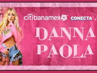 """Danna Paola - """"Citibanamex Conecta en Vivo"""" - Pontik Radio - Noticias"""