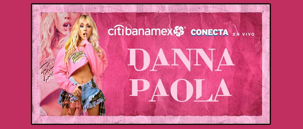 Danna Paola en Vivo - Detalles Concierto en México - Pontik® Radio