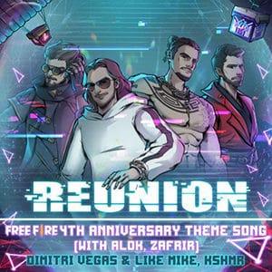 Dimitri Vegas y Like Mike - Reunion - Pontik radio