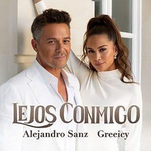 """Greeicy - """"Lejos Conmigo"""" (feat Alejandro Sanz) Música nueva agosto 2021 Pontik® Radio"""
