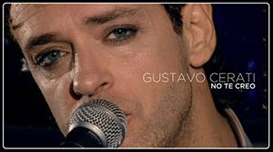 """Gustavo Cerati - No te creo"""" - Pontik radio"""