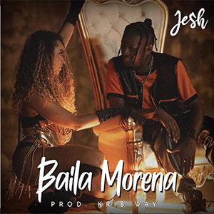 "Jesh – ""Baila morena"" - Pontik® Radio"