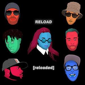 """Kaleena Zanders – """"RELOAD (reloaded)"""" - Pontik® Radio"""