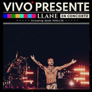 "Llane – ""Vivo Presente"" (en vivo desde Medellín, 2021) - Pontik radio"