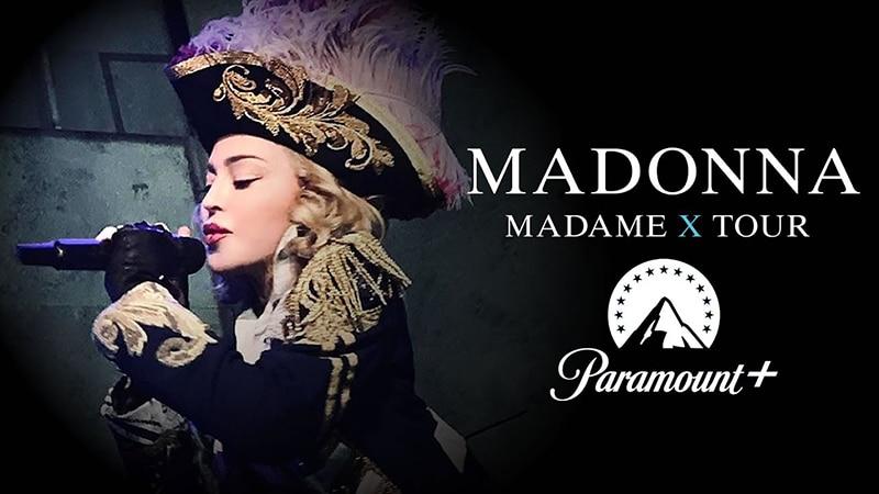 Madonna - Madame X documental 2021 - Pontik radio
