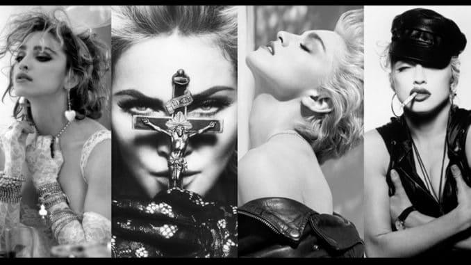 Madonna catálogo musica Madam X - Pontik® Radio