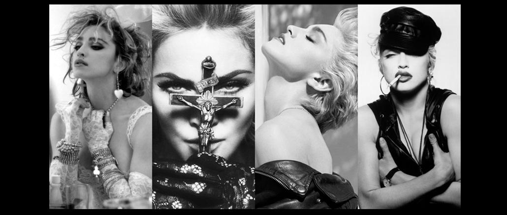 Madonna - Catálogo Musical 40 Años de Música Madame X Pontik® Radio