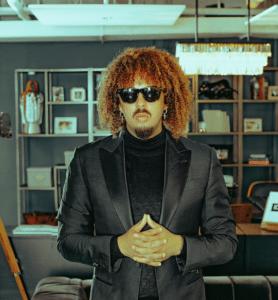 Maffio fundó Alkatraks Music Group