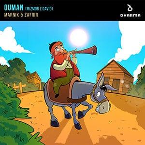 Marnik & Zafrir - Ouman (Mizmor L'David) - Pontik Radio
