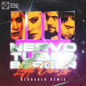NERVO, Tube & Berger - Lights Down Low (Neubauer Remix) - Pontik Radio