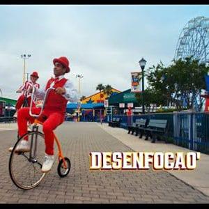 Rauw Alejandro - Desenfocao - Pontik radio