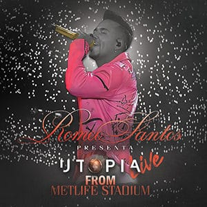 Romeo Santos - Utopía - Música nueva agosto 2021 Pontik® Radio