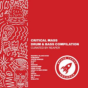 "Space Yacht y Reaper – ""Critical Mass Vol. 1"" - Pontik® Radio"