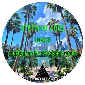 """Stefano Ardi – """"Shake""""(Santibyron & PPar Remix) - Pontik® Radio"""