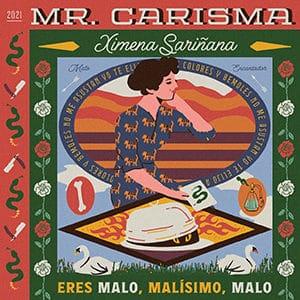 """Ximena Sariñana - """"Mr Carisma"""" - Pontik radio"""
