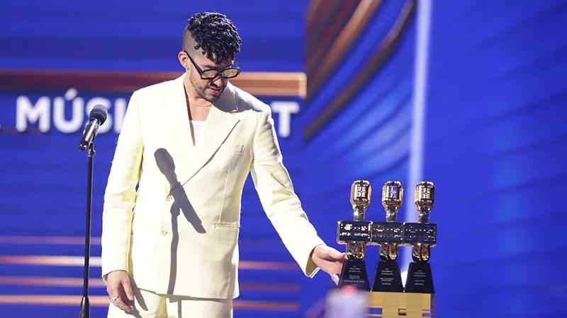Bad Bunny - Premios Billboard de la Música Latina 2021
