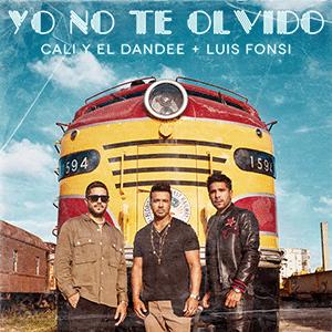 """Cali y El Dandee – """"Yo no te olvido"""" (feat Luis Fonsi) - Música nueva - Septiembre 2021 - Pontik® Radio"""