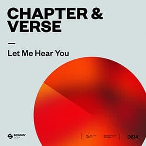 Chapter & Verse - Let Me Hear You - Pontik® Radio