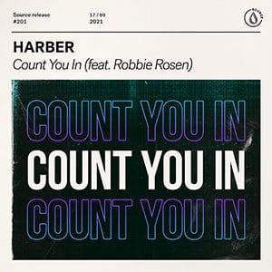 HARBER - Count You In (feat Robbie Rosen) - Pontik® Radio