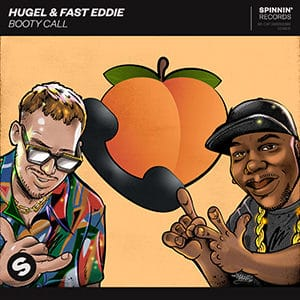 HUGEL & Fast Eddie - Booty Call - Pontik® Radio