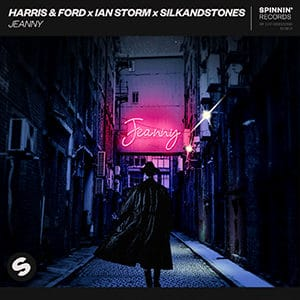 Harris & Ford x Ian Storm x SilkandStones – Jeanny - Pontik® Radio