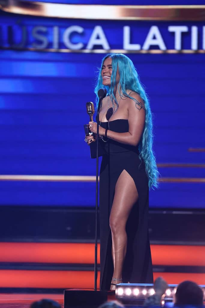 Karol G - Premios Billboard de la Música Latina 2021