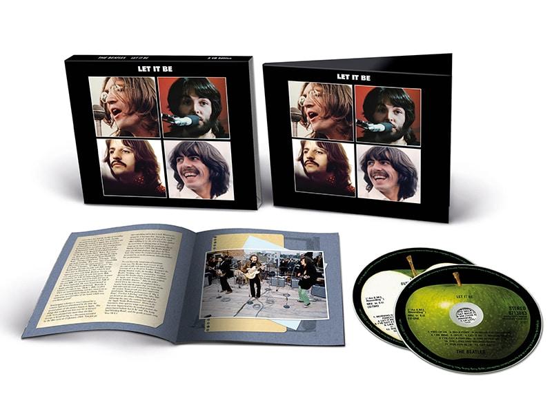 Let It Be Edición Especial - The Beatles - Material inédito - Pontik® Radio