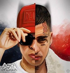 "MC Davo - ""Como Batman"" (feat Zaramay) - Pontik® Radio"