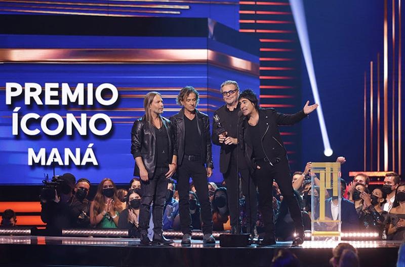 Maná - Premios Billboard de la Música Latina 2021