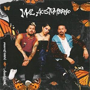 """Mau y Ricky - """"Mal acostumbrao"""" (feat María Becerra) - Pontik® Radio"""