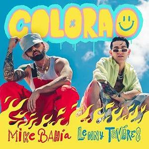 """Mike Bahía - """"Colorao"""" (feat Lenny Tavares) - Música Nueva Warner Music – Lanzamientos Setiembre 2021- Pontik® Radio"""