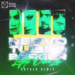 NERVO, Tube & Berger - Lights Down Low (Kryder Remix) - Setiembre 2021 Música Nueva EDM (Electrónica) Pontik® Radio