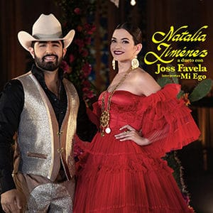 Natalia Jiménez - Mi Ego (feat Joss Favela) - Pontik® Radio