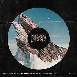 Patrick Moreno, Kazden, DJ Kaka (ft Heaven Lee) - Someday - Pontik® Radio