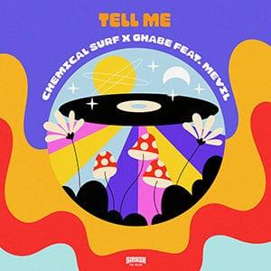 Chemical Surf, Ghabe (ft Mevil) - Tell Me - Pontik® Radio
