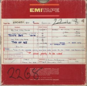 The Beatles material inédito - 00001 - Let it Be - Pontik® Radio
