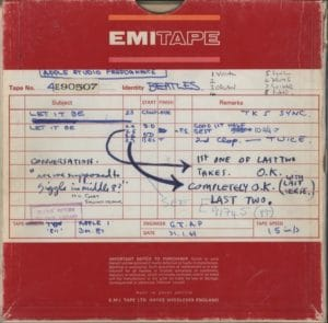 The Beatles material inédito - 00002 - Let it Be - Pontik® Radio
