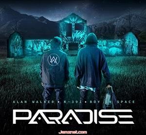 """Alan Walker – """"Paradise"""" (feat K-391 & Boy in Space) - Pontik® Radio"""