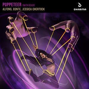 Alfons, B3nte, Jessica Chertock - Puppeteer (with B3VA) - Pontik® Radio
