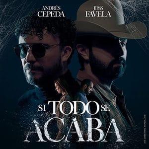 """Andrés Cepeda – """"Si todo se acaba"""" - Pontik® Radio"""