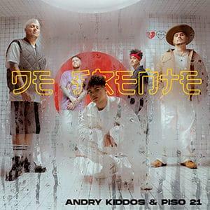 "Andry Kiddos – ""De Frente"" (feat Piso 21) - Pontik® Radio"