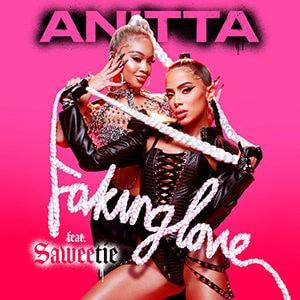 """Anitta – """"Faking Love"""" (feat Saweetie) - Pontik® Radio"""
